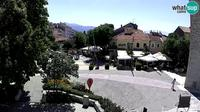 Ledenice: Novi Vinodolski - main square - Current
