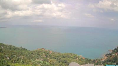 Webcam หาดเฉวงน้อย: อาร์กบาร์บีชคลับ − Chaweng − Samui In