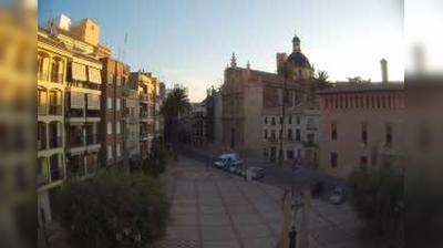 Thumbnail of Air quality webcam at 6:09, Apr 12