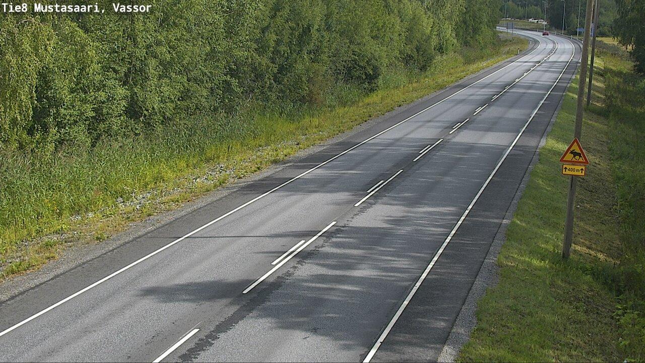 Webkamera Korsholm: Tie 8 − Vassor − Kokkola
