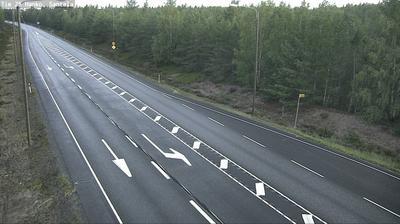 Current or last view from Hanko: Tie 25 − Santala − Hankoon
