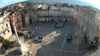 Montescaglioso: Piazza Roma - Actual