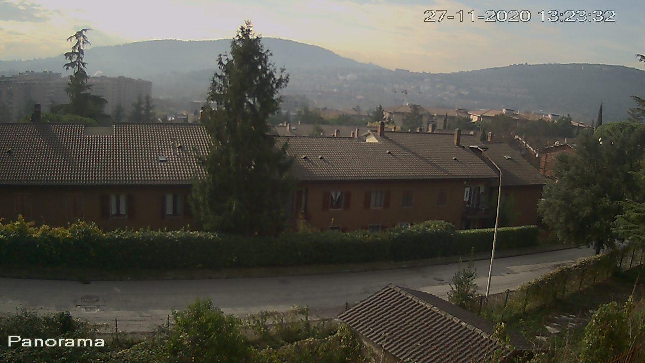 Webcam Perugia › West