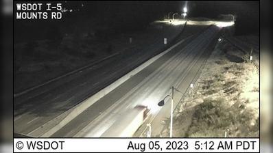 Webcam DuPont: I-5: Mounts Rd