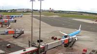 Hamburg-Nord: Hamburg Airport - Overdag