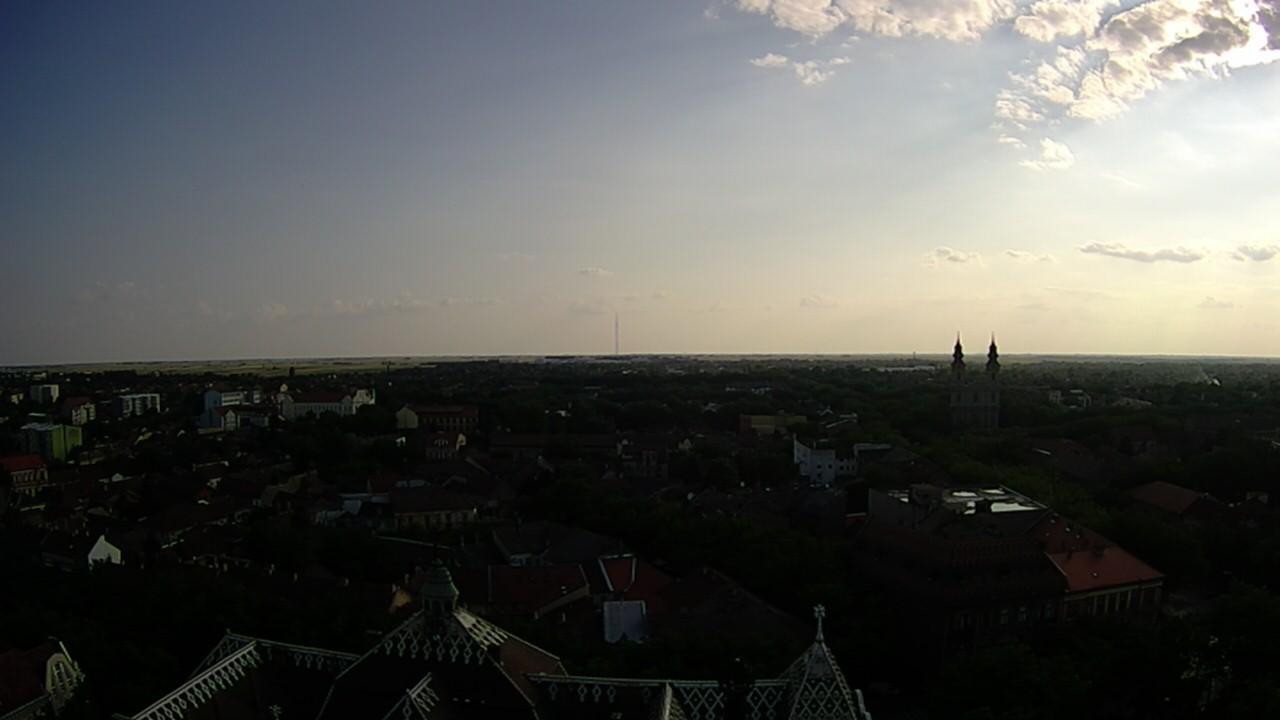 Webcam Subotica › South-West: Szent Teréz Székesegyház
