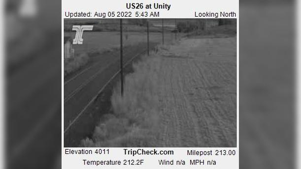 Webcam Unity: US26 at