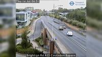 Sutton: Brighton Rd A Coulsdon Bypass - Recent