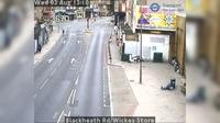 London: Blackheath Rd/Wickes Store - El día