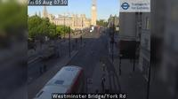 London: Westminster Bridge/York Rd - Recent