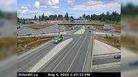 Saanich > East: , Hwy , at Admirals Rd - McKenzie Ave, looking east - Day time