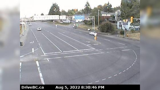 Webcam Departure Bay › South-East: Vancouver Island, Hwy