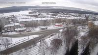 Zlatoust > North: Fok Taganay - Day time