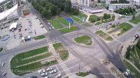 Angarsk: Ангарск - Иркутская область, Россия: Ангарск. Веб камера онлайн Ленинградский проспект - Day time