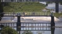 Hamura: Tama River - Overdag