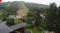 Albrechtice v Jizerskych horach › South: Ski Areál Tanvaldský Špičák II - El día