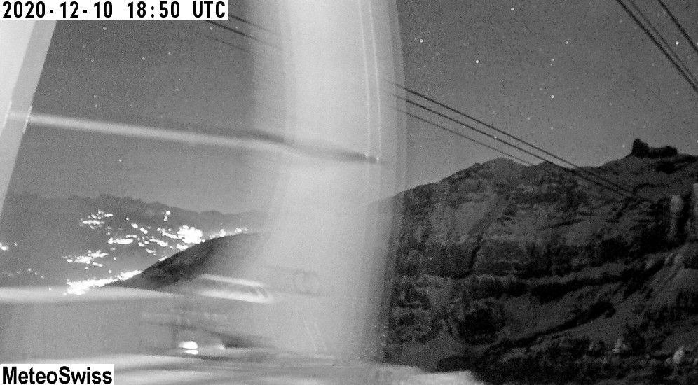 Leukerbad: Rhonetal: Torrent Richtung Unterwallis