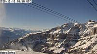 Leukerbad: Rhonetal: Torrent Richtung Unterwallis - El día