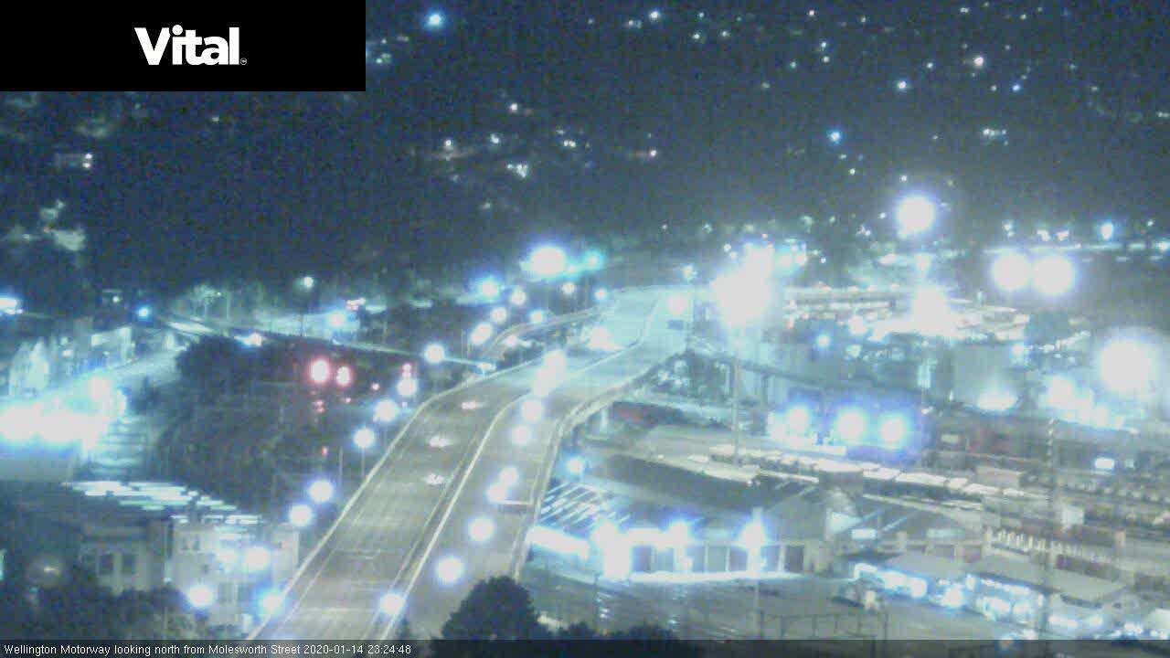 Webcam Kaiwharawhara: Aotea