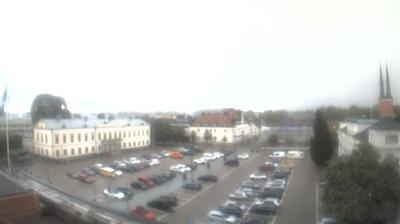Daylight webcam view from Vaxjo: Vaexjoe