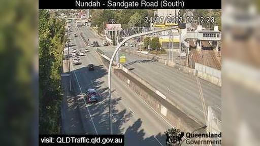 Webcam Brisbane: Sandgate Rd, Nundah