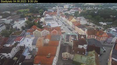 Thumbnail of Mitterskirchen webcam at 7:10, Jul 31