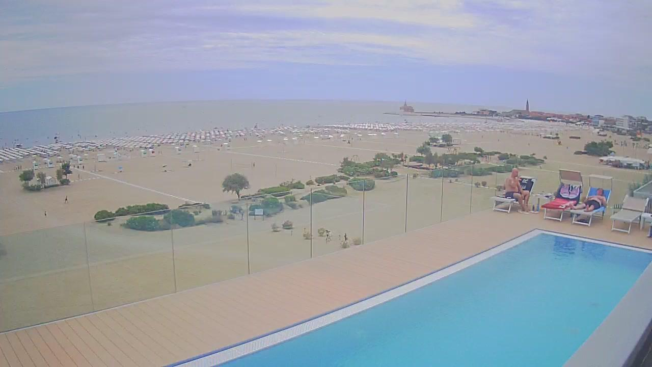 Webcam Porto Falconera: caorle.it