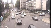 Frankfurt am Main: Eschenheimer Turm - Hochstraße - Actuales