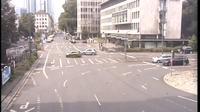 Frankfurt am Main: Eschenheimer Turm - Hochstraße - El día