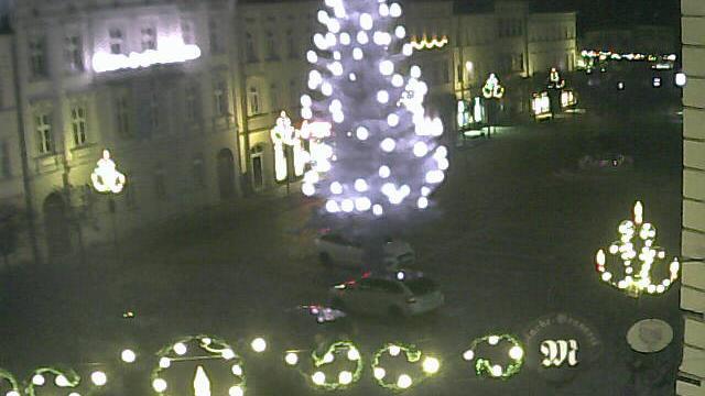 Webcam Bad Lobenstein: Marktplatzblick