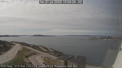 Daylight webcam view from Nuuk: Qinngorput