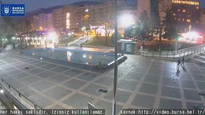 Webcam Bursa: Orhangazi Meydanı