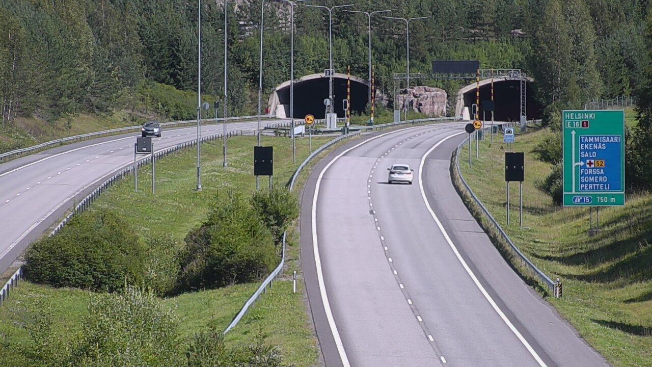 Webcam Salo: Tie 1 − Isokylä