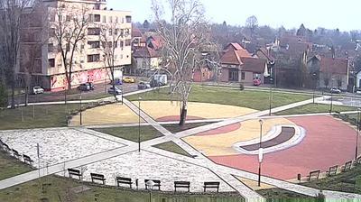 Webcam Bačka Topola › North: Manifestacioni Trg Backa Top