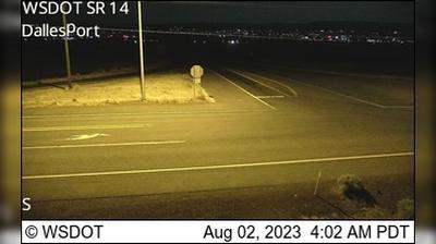 Vignette de The Dalles webcam à 5:05, oct. 20