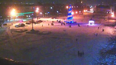 Webcam Червоноград: Ploscha