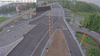 Веб-камера Ekerö: Tappströmsbron