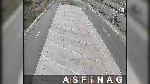 Webkamera Brenner: A13, bei Rastplatz Bennerpass West, Blick