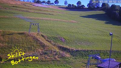 Thumbnail of Gosheim webcam at 8:07, Jan 18
