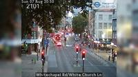 London: Whitechapel Rd/White Church Ln - Recent