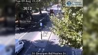 City of London: St Georges Rd/Hayles St - Day time