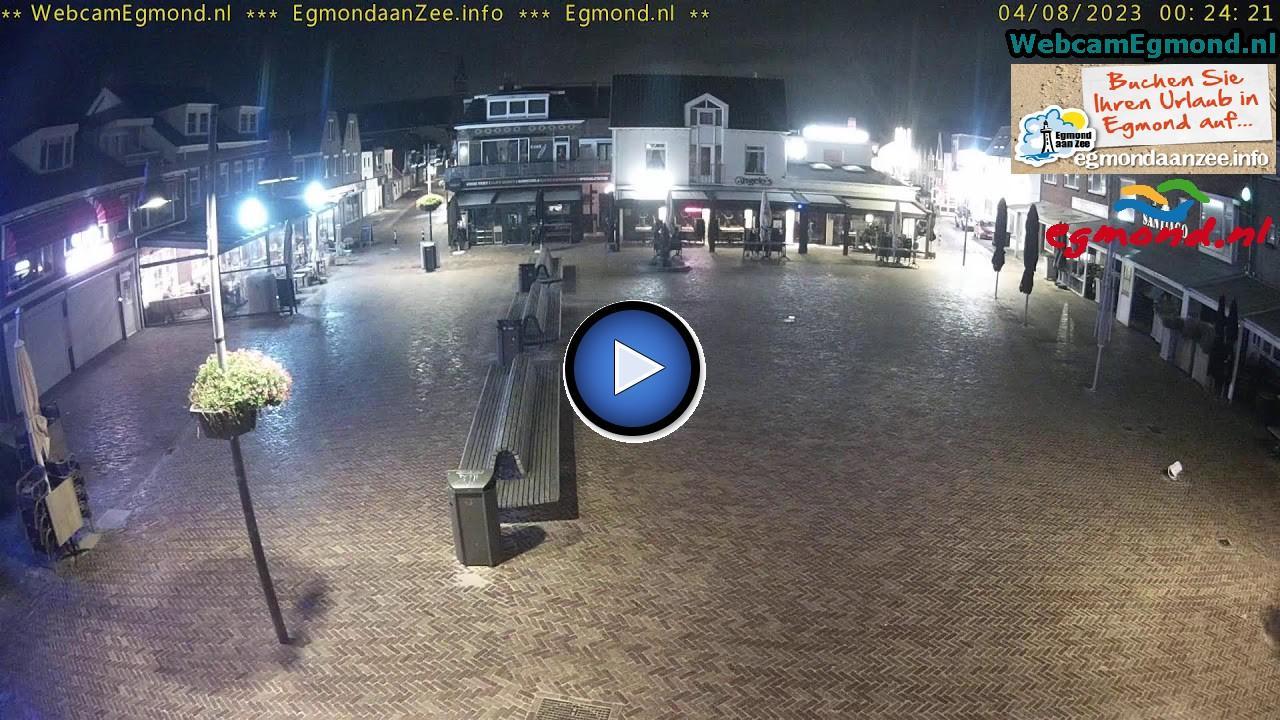 Webkamera Egmond aan Zee › South-West: Italian Restaurant An