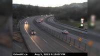 Langford > West: , Hwy  at Spencer Rd, northbound looking west - Actuelle