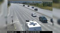 Kamloops › South: Hwy  at Halston Ave in - looking south - Day time
