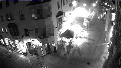 Vista actual o última desde Kitzbühel › South: Hinterstadt