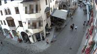 Dernière vue de jour à partir de Kitzbühel › South: Hinterstadt