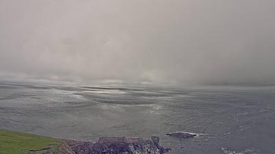 Tageslicht webcam ansicht von Mykines › South: Mykines Hólmur Lighthouse