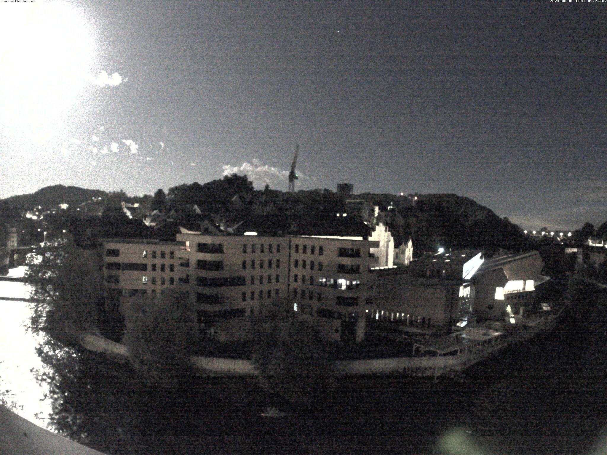 Baden › Norden: Baustelle