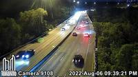 East York: Don Valley Parkway south of Spanbridge Rd - Current
