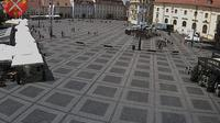 unknown: Sibiu - Piata Mica webcam - Day time